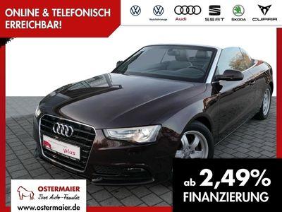 gebraucht Audi A5 Cabriolet 2.0TFSI 211PS NAVI.ALCANTARA.SHZG.X