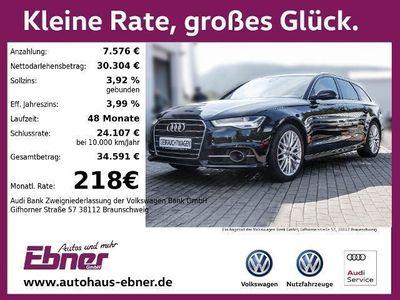 """gebraucht Audi A6 Avant S-LINE+ExP 3.0TDI EU6 ASSISTENZ,MATRIX,BOSE,KAMERA,19""""ALU!"""