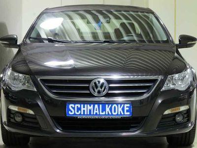 gebraucht VW CC TDI2.0 DSG Leder Navi Climatic