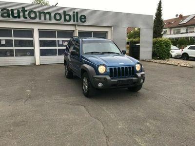 gebraucht Jeep Cherokee Limited 3.7 Auto.