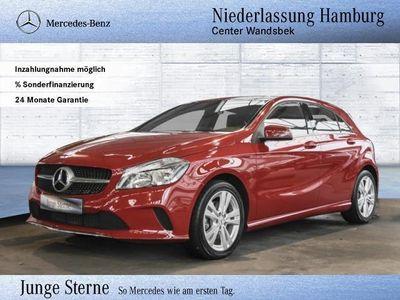 gebraucht Mercedes A180 Urban Navi Sitzhzg. Sitzkomfort