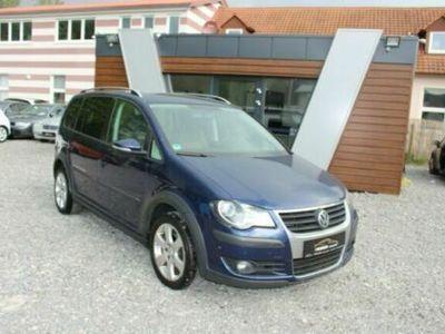 used VW Touran Cross Touran 1.Hand - Top Zustand - Euro5