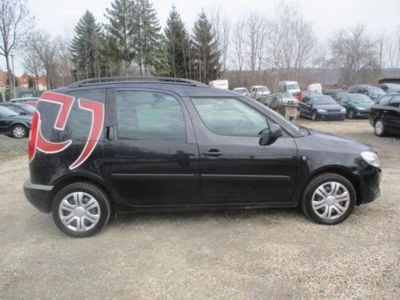 gebraucht Skoda Roomster Style Plus Edition 83000 Km