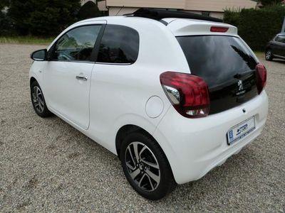 gebraucht Peugeot 108 108 Top AllureVTi 3-Türer - Faltdach elektrisch