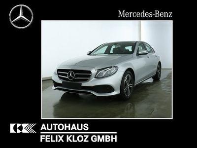 gebraucht Mercedes E200 Avantgarde Navi Totwinkel DAB LED Kamera