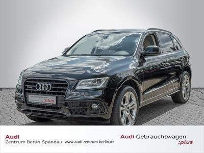gebraucht Audi Q5 2.0 TDI quattro S line S tronic *PANO*B&O*NAVIplus*