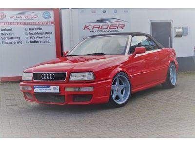 gebraucht Audi Cabriolet - VOLL LEDER - SITZHEIZUNG