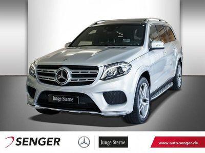 gebraucht Mercedes GLS350 GLS 350D 4M AMG-LINE+NAV+AHK+PANO-SHD+360°KAMERA