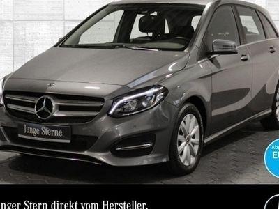 gebraucht Mercedes B200 d Style COMAND LED Keyl-GO Laderaump SpurPak