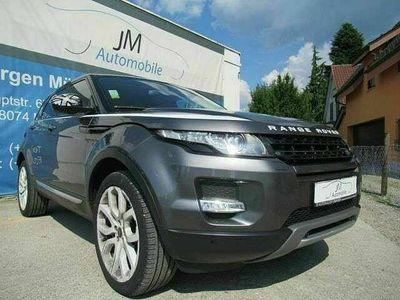 gebraucht Land Rover Range Rover evoque Britain I/PDC/Xenon/Meridian