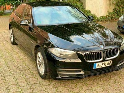 gebraucht BMW 518 d Aut. Navi Professional f. voll Ausstattung