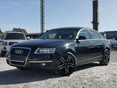 gebraucht Audi A6 Lim. 2.4/LPG AUTOGAS/NAVI