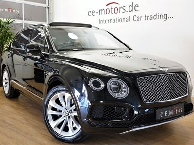 gebraucht Bentley Bentayga W12*All Terrain*Leder beige/rot*Privacy