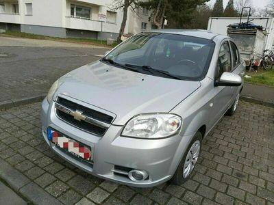 gebraucht Chevrolet Aveo 1.4 LT, Klimaautomatik, Tüv, Scheckheft
