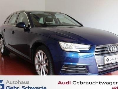 gebraucht Audi A4 2.0 TFSI S-tronic AHK Xenon Navi
