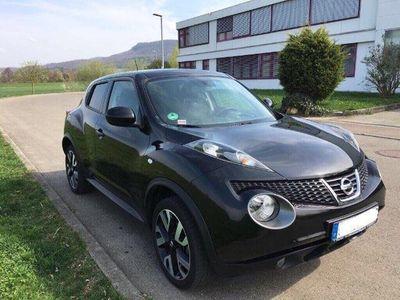 gebraucht Nissan Juke 1.6 CVT n-tec