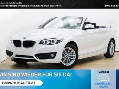gebraucht BMW 220 d Cabrio [Advantage, Navi, SHZ, PDC, LED]