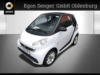 gebraucht Smart ForTwo Coupé mhd 52 kW passion Navi Sitzheizung