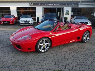 gebraucht Ferrari 360 F 1*Deutsch,Scheckheft,unfallfrei,Topzustand