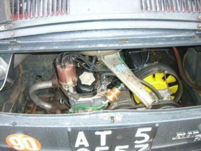 used Fiat 850 berlina rostfrei