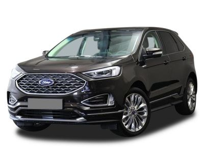gebraucht Ford Edge Vignale EcoBlue Bi-Turbo 4x4 Autom. UPE 62.245,- EUR