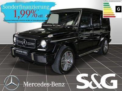 gebraucht Mercedes G63 AMG AMG COMAND/RKam/Parktronic/Sitzheizung/20