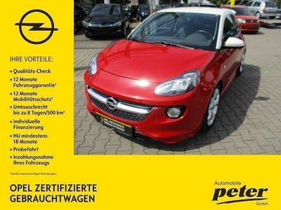 gebraucht Opel Adam S 1.4 Turbo 150PS OPC-Line Parktronic/HiFi