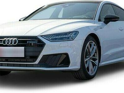 gebraucht Audi A7 A750 TDI Q 2x S LINE UPE100 LM20 PANO AHK STANDHZG