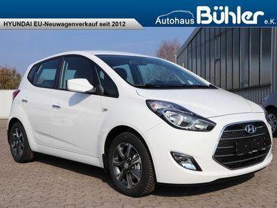 gebraucht Hyundai ix20 2017 Limited Edition 1.6 EU-Bestellfahrzeug