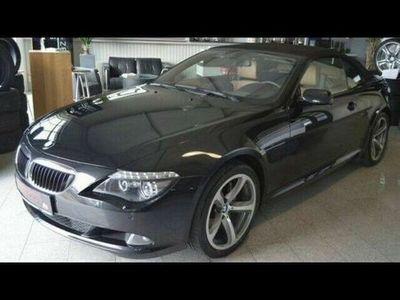 gebraucht BMW 635 Cabriolet 635d