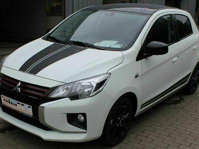 gebraucht Mitsubishi Space Star Spirit+ Ltd. Black Edition Navi DAB
