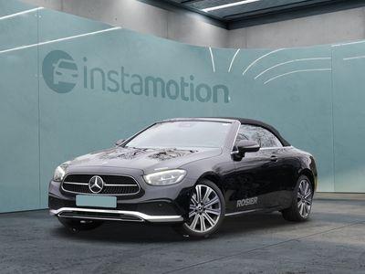 gebraucht Mercedes E200 E200 Cabrio LED Navi Kamera Sounds. Totw.-Assis