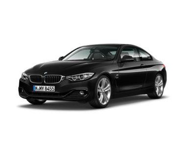 gebraucht BMW 430 4er i xDrive Coupe Sport Line