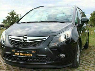 gebraucht Opel Zafira Tourer Edition*KLIMA*TEMPOM*SITZHEI*PDC*