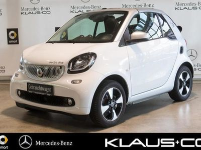 gebraucht Smart ForTwo Electric Drive cabrio perfect