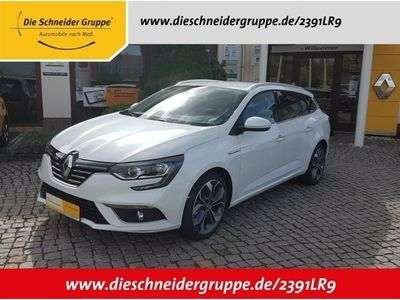 gebraucht Renault Mégane TCe 160 EDC GPF GrdTour Bose Edition LED