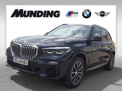 gebraucht BMW X5 xDrive30d A M-Sport Navi|Gestiksteuerung|DAB
