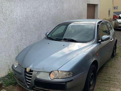 gebraucht Alfa Romeo 147 1,6 TS