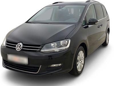 gebraucht VW Sharan Sharan2.0 TDI Comfortline DSG 110kW*7-Sitzer*Pr