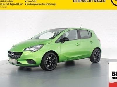 gebraucht Opel Corsa E 1.4 Color Edition, Parkpilot, IntelliLink, Sitzheizung