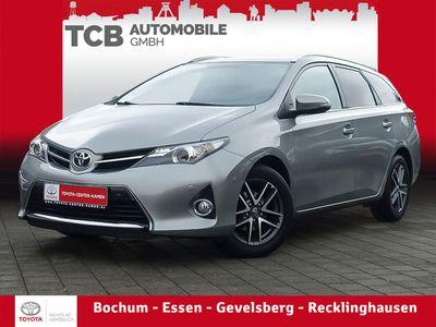gebraucht Toyota Auris Touring Sports Edition 1,6-l Klima*LM*SHZ