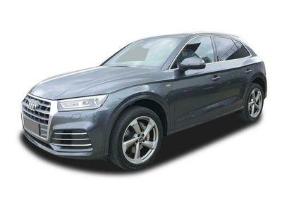 gebraucht Audi Q5 Q53.0 TDI q. S-Tronic S-Line Sport 3x AHK Head-up