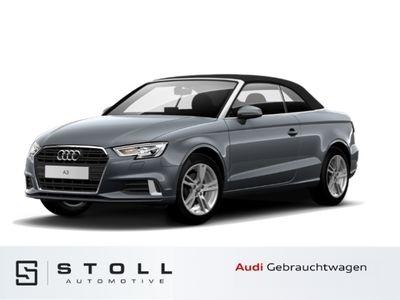 gebraucht Audi A3 Cabriolet sport 35 TFSI 110 kW (150 PS) 6-Gang