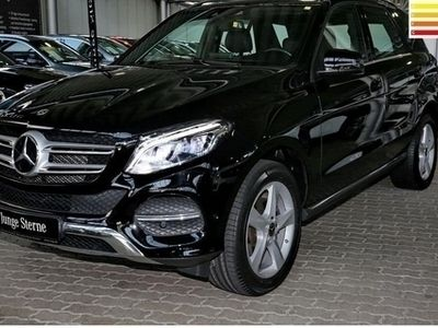 gebraucht Mercedes GLE350 d 4MATIC R.Kam/Distronic/COMAND/LED/DVD