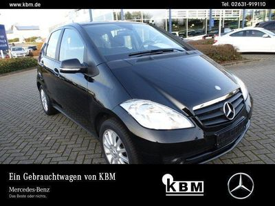 gebraucht Mercedes A180 CDI BE AUTOTRONIC*SHZ*LiSiPa*SiKoPa*Klima* ATG