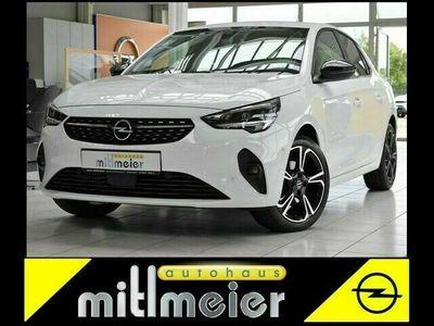 "gebraucht Opel Corsa F 1.2T Elegance 17"" Bi-Color LED RF-Kamera DAB+..."
