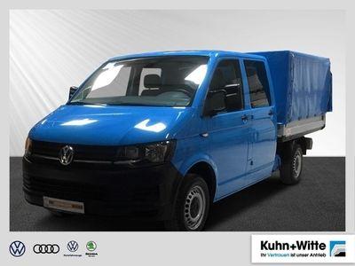 gebraucht VW T6 Pritsche DK 2.0 TDI *AHK*Comp. Audio*Klima*Si