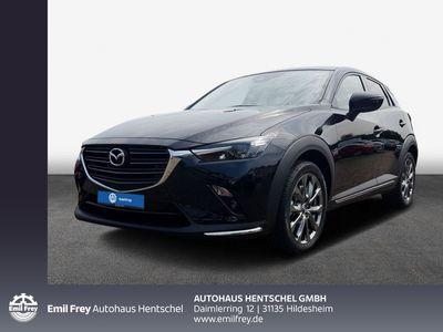 gebraucht Mazda CX-3 SKYACTIV-G 121 FWD KANGEI 89 kW, 5-türig