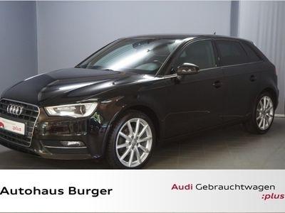 gebraucht Audi A3 Sportback 2.0TDI S-tronic Navi/Xenon/GRA