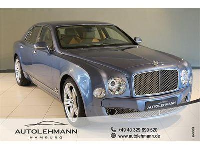 gebraucht Bentley Mulsanne NAIM 21Zoll Kamera Softclose
